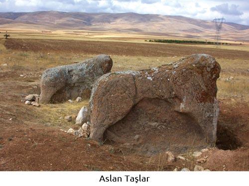 Tarihi Aslantaşlar