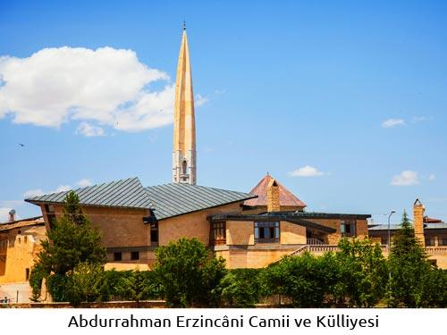 Balaban Abdurrahman Erzincani Külliyesi