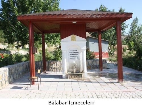 Balaban İçmeceleri