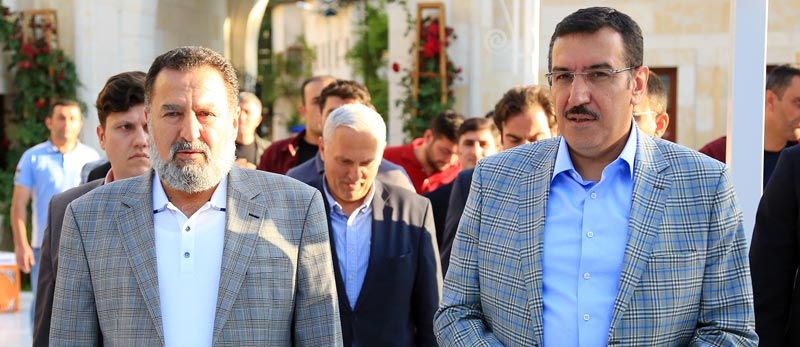 Gümrük Bakanı Bülent Tüfenkci