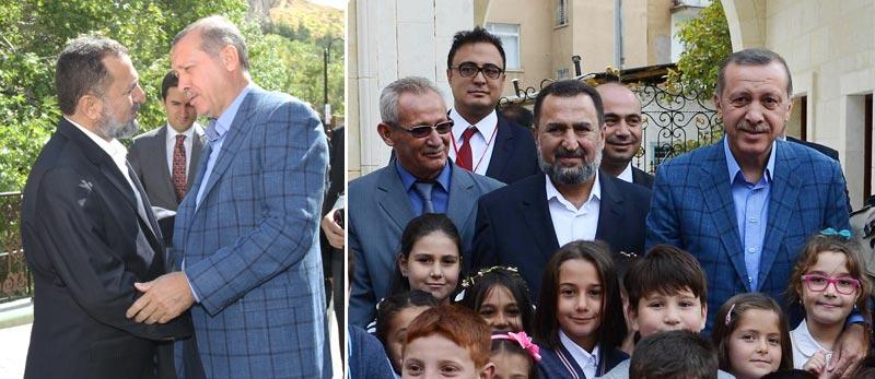 Cumhurbaşkanı Recep Tayyip Erdogan