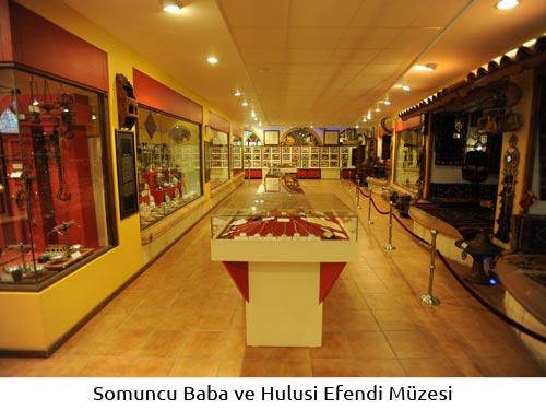 Somuncu Baba Müzesi
