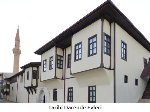 Tarihi Darende Evleri