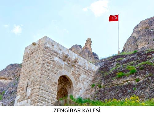 Zengibar Kalesi