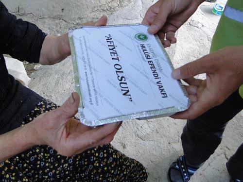 ramazan yardımları