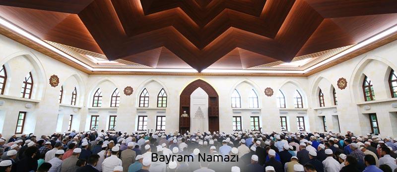 ramazan bayramı bayram namazı