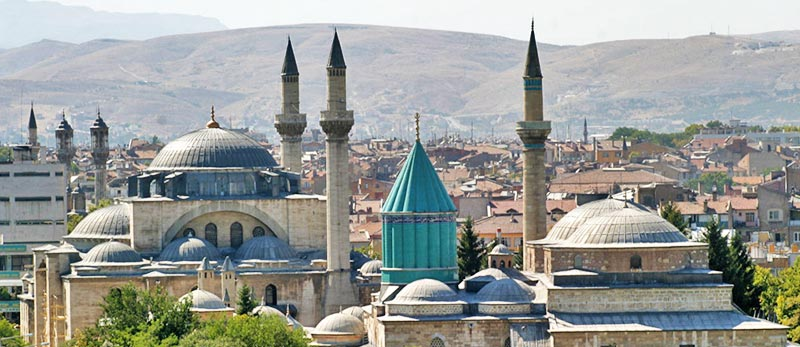 konya-mevlana-turbesi-mevlana-muzesi-selimiye-camii