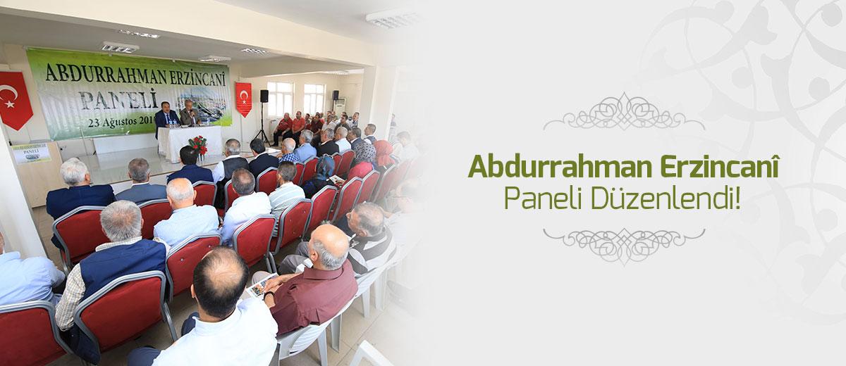 01-balaban-abdurrahman-erzincani-paneli-duzenlendi
