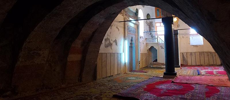 Kayseri Akçakaya'da bulunan Şeyh Hamid Tekkesi ziyarete açıldı