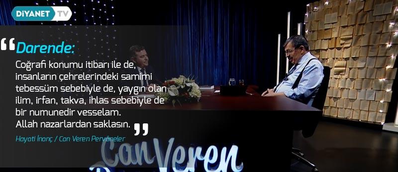 Diyanet Tv'de Divanı Hulusi Darendevi Anlatıldı | Hulusi ...