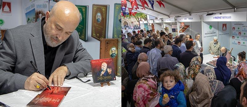 halil necipoğlu hulusi yar dilinden albümü imza günü