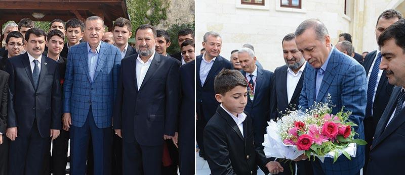 hamid hamidettin ateş efendi darende recep tayyip erdoğan