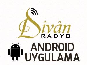 divan radyo android uygulaması google play