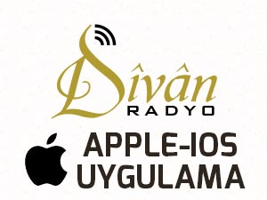 divan radyo iphone ios apple uygulamasi