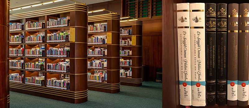 millet kütüphanesi hulusi efendi eserleri