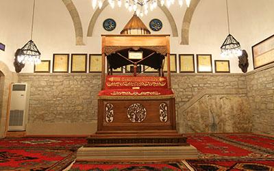Şeyh Hamid-i Veli Somuncu Baba Külliyesi