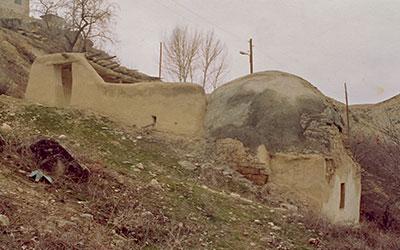 darende mediseyh turbesi eski hali