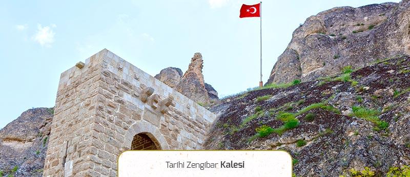 tarihi zengibar kalesi kapı