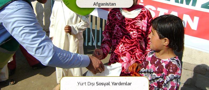 hulusi efendi vakfi yurt disi sosyal yardimlar afganistan