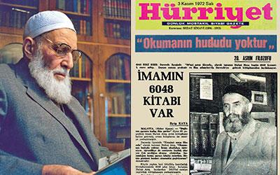 osman hulusi efendi hurriyet gazetesi