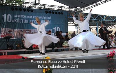 somuncu baba hulusi efendi kultur etkinlikleri 2011