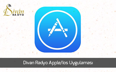 divan radyo apple iphone ios uygulamasi