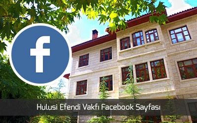 hulusi efendi vakfi facebook sayfasi