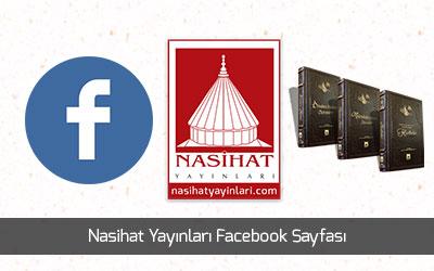 nasihat yayinlari facebook sayfasi