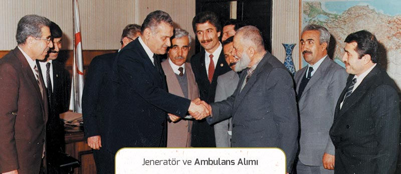 osman hulusi efendi saglik bakani mehmet aydin 1986
