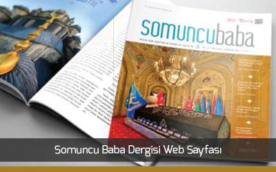 somuncu baba dergisi web sayfasi
