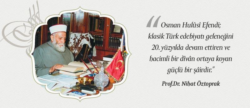 osman hulusi efendinin divani nesre cevrildi